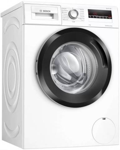 Pračka předem plněná pračka s předním plněním bosch wan28262by,8kg