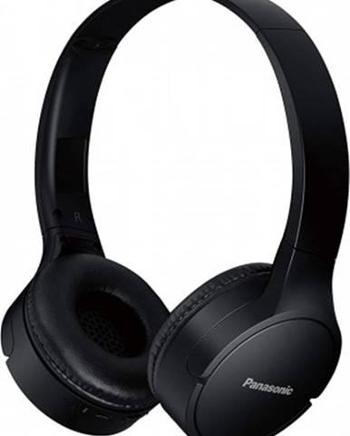 Sluchátka přes hlavu panasonic rb-hf420be-k, černá