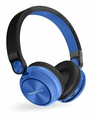 Špuntová sluchátka energy headphones bt urban 2 radio indigo