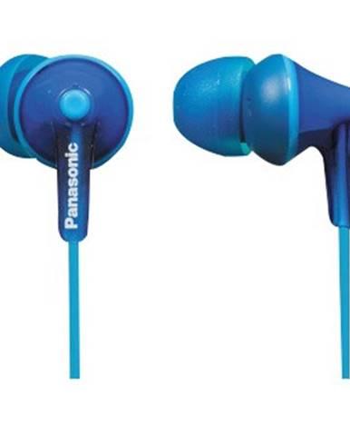 Špuntová sluchátka sluchátka panasonic rp-hje125e-a