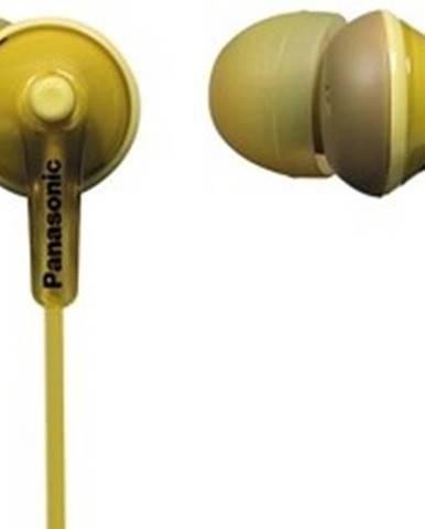Špuntová sluchátka špuntová sluchátka panasonic rp-hje125e-y