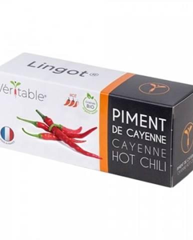 Chilli papričky a cayenský pepř pro smart květináče véritable