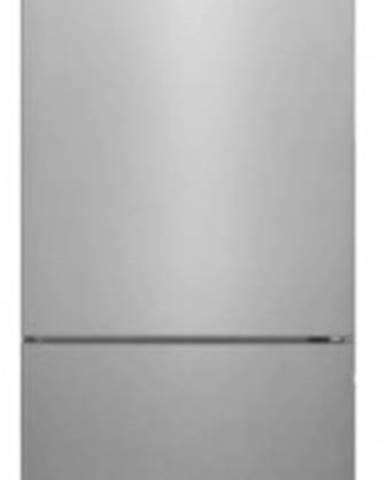 Kombinovaná lednice s mrazákem dole aeg rcb636e4mx