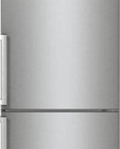 Kombinovaná lednice s mrazničkou dole gorenje nrc6204sxl5m, a+++