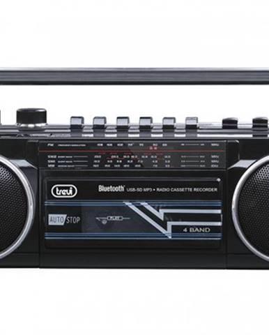 Radiopřijímač trevi rr 501bt bk