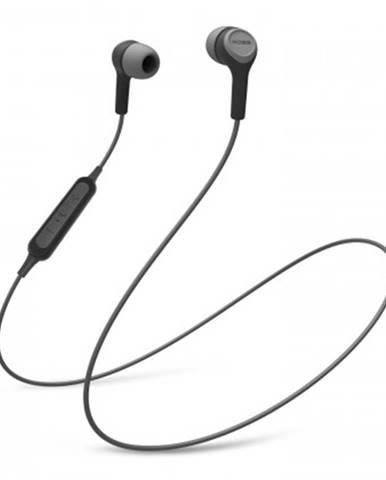 Špuntová sluchátka bezdrátová sluchátka koss bt115i, šedá
