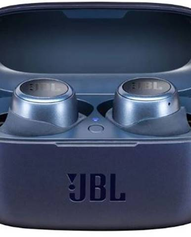 Špuntová sluchátka jbl live 300tws blue