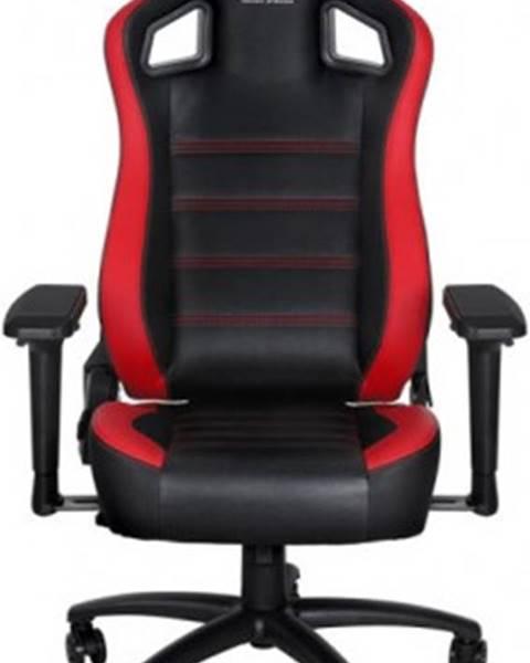 Marvo Herní křeslo marvo ch-118 černo-červené