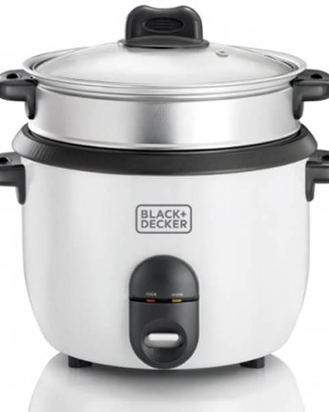 Black & Decker Rýžovar rýžovar black+decker rc1860-qs, 1,8l