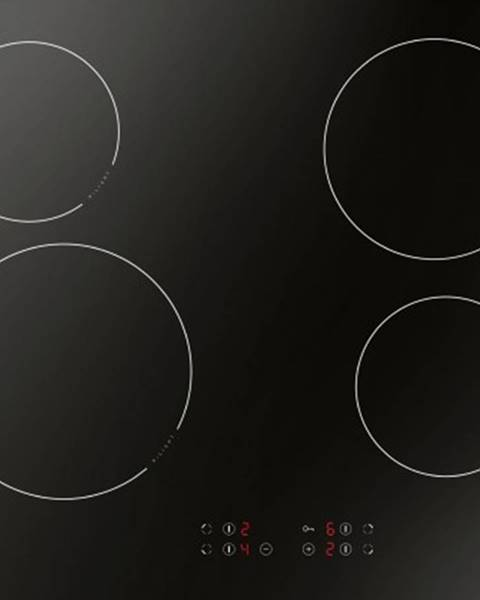 Amica Sklokeramická deska sklokeramická varná deska amica ds 6401 b