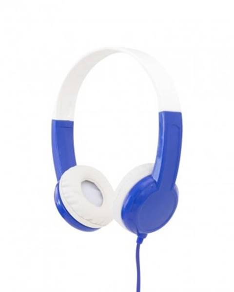BuddyPhones Sluchátka přes hlavu buddyphones discover modrá