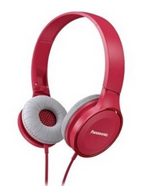 Panasonic Sluchátka přes hlavu panasonic rp-hf100e-p