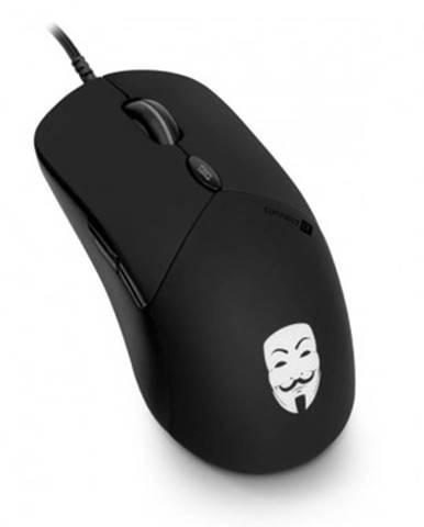 Drátové myši herní myš connect it anonymouse