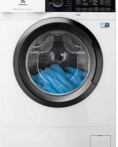 Pračka předem plněná pračka s předním plněním electrolux ew6s226si, 6kg