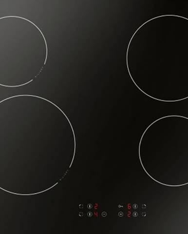Sklokeramická deska sklokeramická varná deska amica ds 6401 b