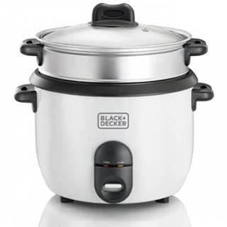 Rýžovar rýžovar black+decker rc1860-qs, 1,8l