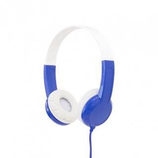Sluchátka přes hlavu buddyphones discover modrá