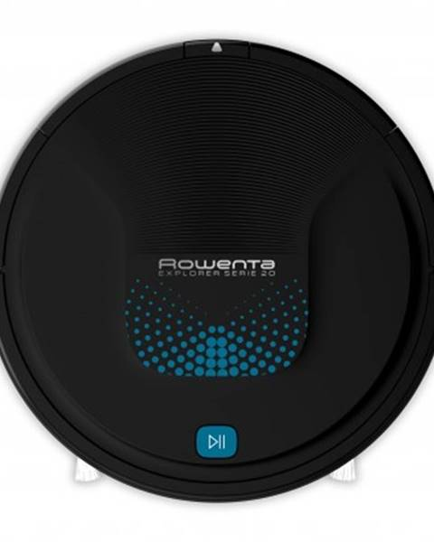 Rowenta Robotický vysavač a mop rowenta explorer serie 20 rr875wh