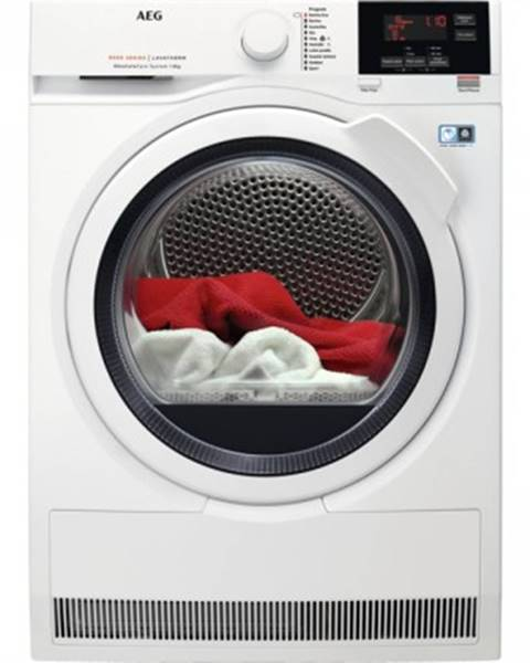 AEG Sušička prádla sušička prádla aeg absolutecare t8dbg68wc, a+++