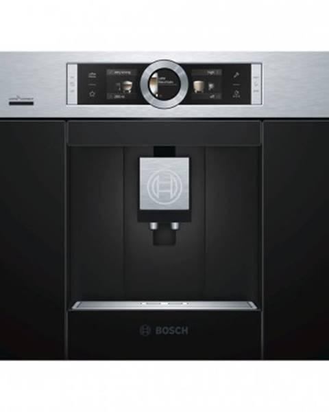 Bosch Vestavné espresso plně automatický vestavný kávovar bosch ctl636es6, 19 barů