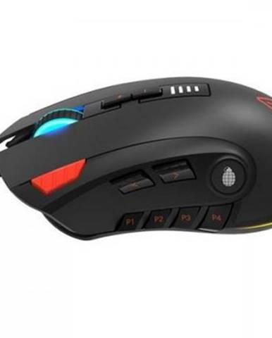 Drátové myši herní myš canyon merkava gm-15, drátová, černá