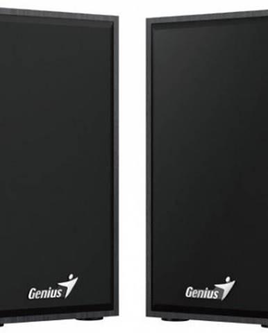 PC reproduktory 2.0 reproduktory genius sp-hf180, 2.0, 6w, dřevěné, černá