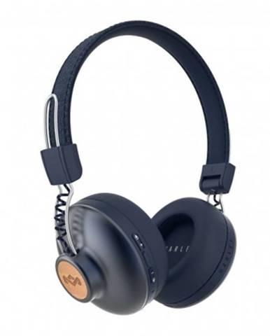 Sluchátka přes hlavu sluchátka přes hlavu marley positive vibration - denim