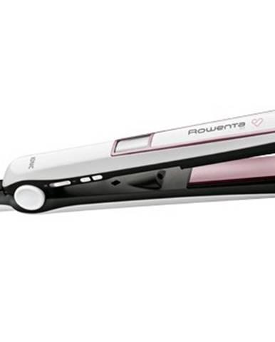 Žehlička na vlasy žehlička na vlasy rowenta premium care sf7460f0, ionizace