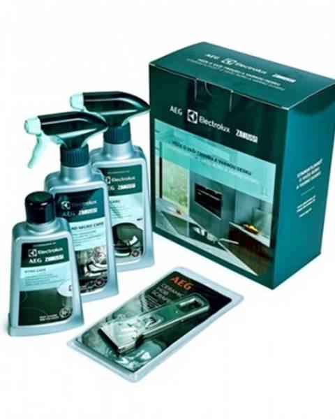 Electrolux Příslušenství pro sporáky set na péči o troubu a varnou desku electrolux 801417020, 4ks