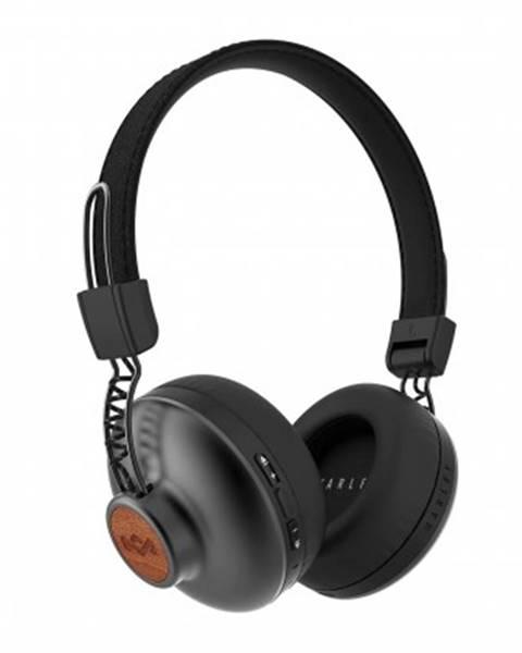Marley Sluchátka přes hlavu sluchátka přes hlavu marley positive vibration - black