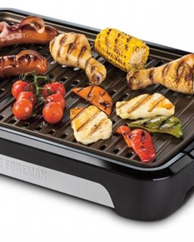 Gril stolní gril george foreman smokeless bbq 25850-56