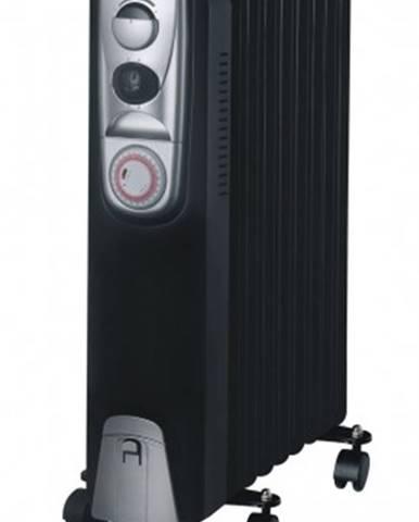 Radiátor olejový radiátor guzzanti gz 409bt, 9 žeber
