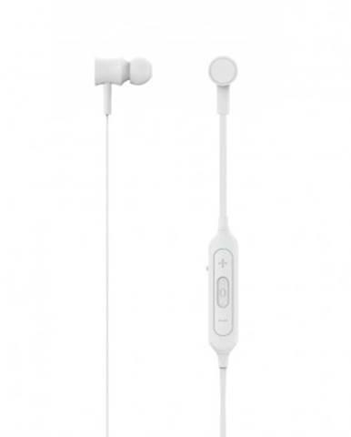 Špuntová sluchátka mysound speak color bílá