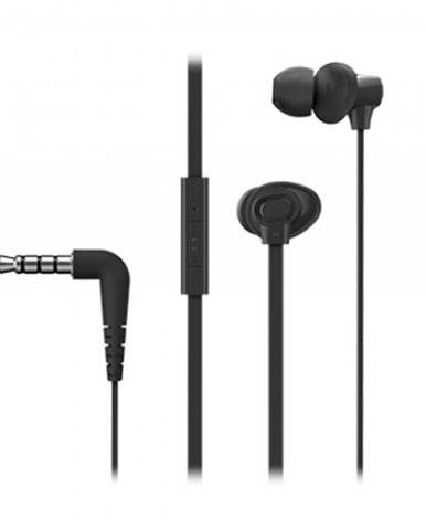 Špuntová sluchátka panasonic rp-tcm130e-k, black