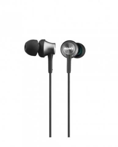 Špuntová sluchátka sony sluchátka mdr-ex450ap gray
