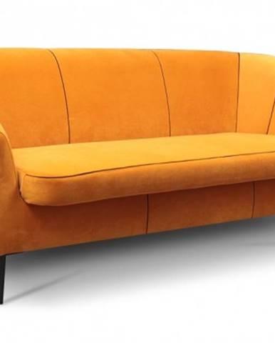 Trojsedák ladon oranžová