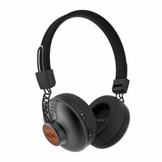 Sluchátka přes hlavu sluchátka přes hlavu marley positive vibration - black