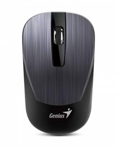 Bezdrátové myši bezdrátová myš genius nx-7015, 1600 dpi, šedá