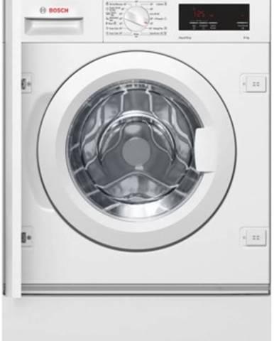 Pračka předem plněná vestavná pračka bosch wiw24341eu, 8 kg