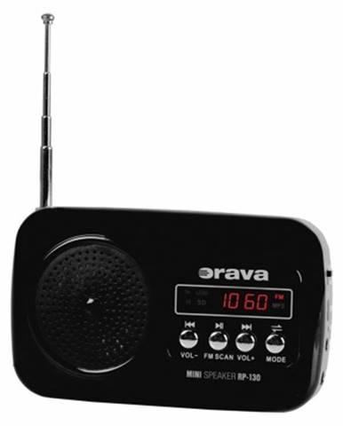 Radiopřijímač orava rp-130