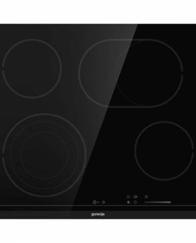 Sklokeramická deska sklokeramická varná deska gorenje ecs646bcsc