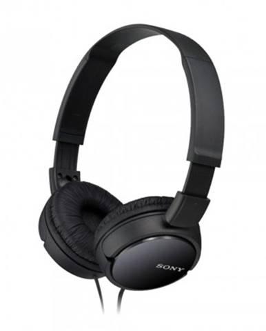 Sluchátka přes hlavu sony mdr-zx110, černá