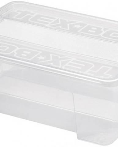 úložný box s víkem heidrun hdr7203, 10l, plast