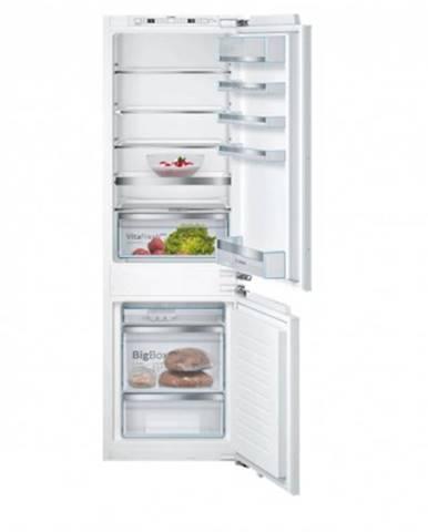 Vestavná kombinovaná lednice bosch kis86afe0