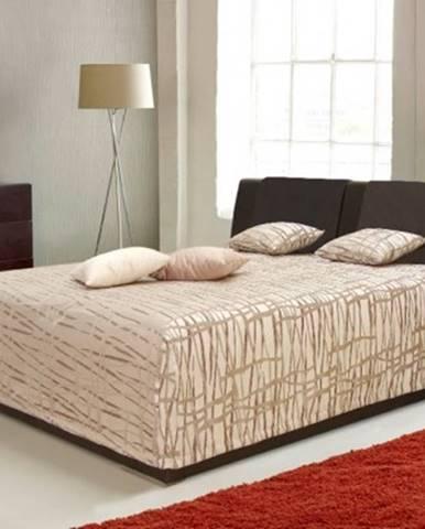 čalouněná postel mirror 2, 180x200, vč. roštu a úp, bez matrace