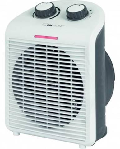 Horkovzdušný ventilátor teplovzdušný ventilátor clatronic hl 3761 wh