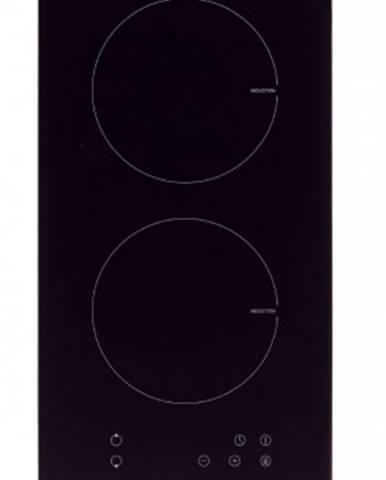 Indukční deska indukční varná deska domino guzzanti gz8401,2zóny,2000/1500w