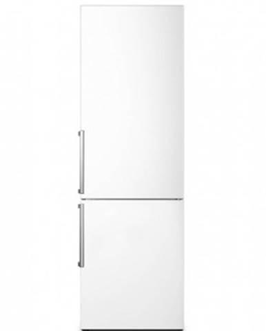Kombinovaná lednice s mrazákem dole hisense rb343d4dwf,269l