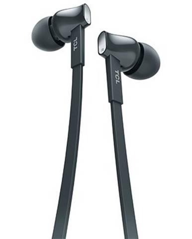 Špuntová sluchátka tcl mtro100bk sluchátka do uší, drátová, mikrofon, černá