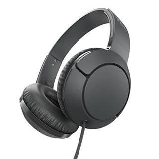 Sluchátka přes hlavu tcl mtro200bk sluchátka náhlavní, drátová, mikrofon, černá